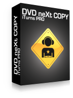 DVD neXt COPY  iTurns Pro