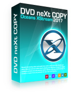 DVD neXt COPY Oceans XStream